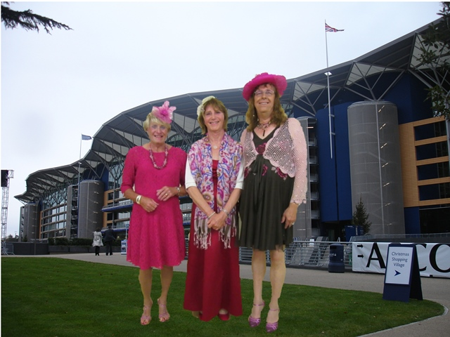 ascot outfit winners c