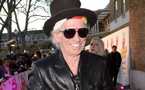 Keith Richards revelation